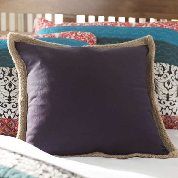 Lake Geneva 100% Cotton Throw Pillow by Birch Lane™